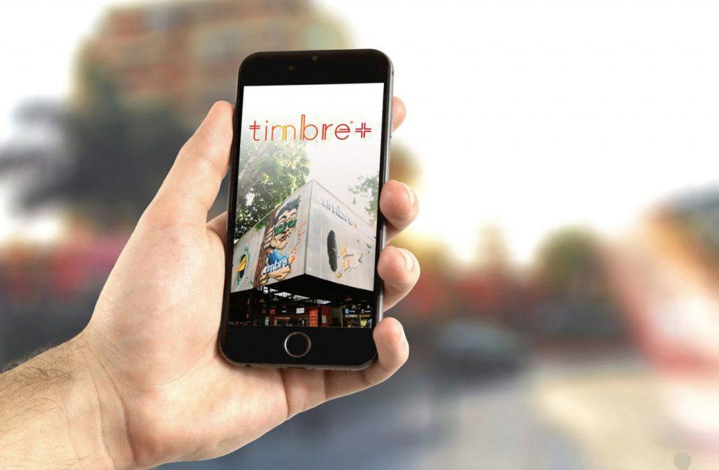 Timbre+ App